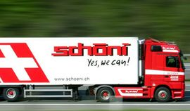 Schöni Transporte - Yes, we can!